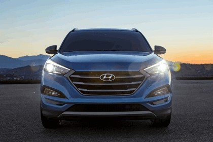2016 Hyundai Tucson Night 4