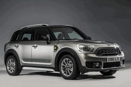 2016 Mini Cooper S E Countryman ALL4 1
