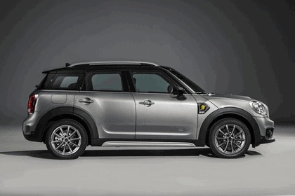 2016 Mini Cooper S E Countryman ALL4 2