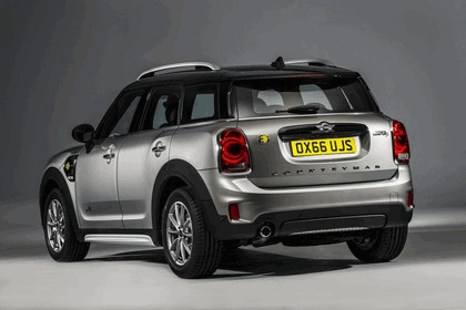 2016 Mini Cooper S E Countryman ALL4 3
