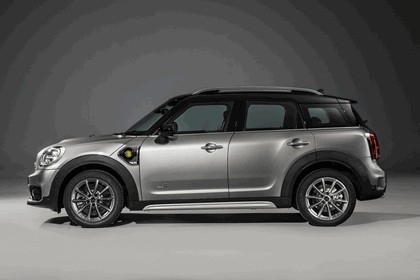 2016 Mini Cooper S E Countryman ALL4 5