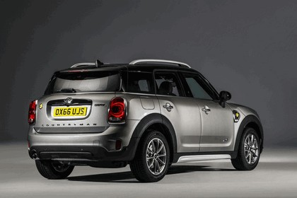 2016 Mini Cooper S E Countryman ALL4 7
