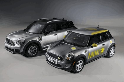 2016 Mini Cooper S E Countryman ALL4 9