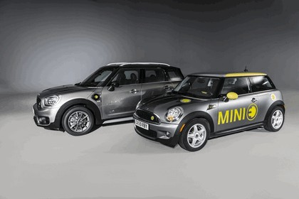 2016 Mini Cooper S E Countryman ALL4 11