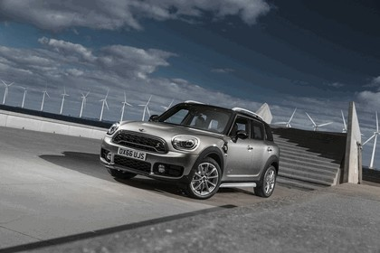 2016 Mini Cooper S E Countryman ALL4 27