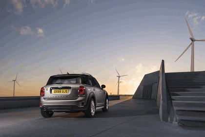 2016 Mini Cooper S E Countryman ALL4 29