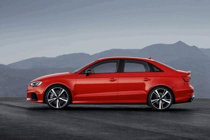 2017 Audi RS3 sedan 8