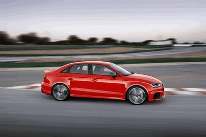 2017 Audi RS3 sedan 14