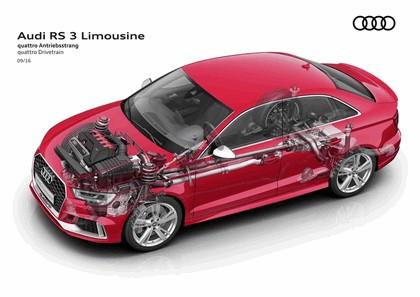 2017 Audi RS3 sedan 19