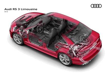 2017 Audi RS3 sedan 20