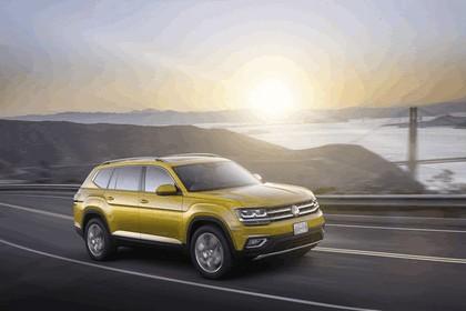 2018 Volkswagen Atlas 1