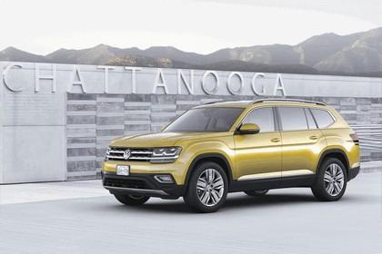 2018 Volkswagen Atlas 4