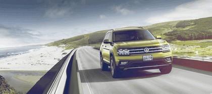 2018 Volkswagen Atlas 9