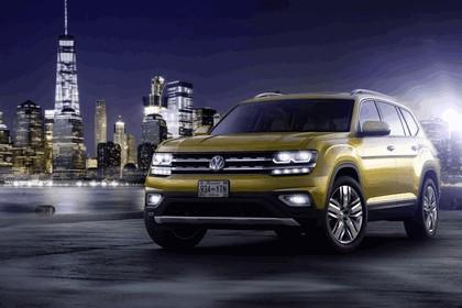 2018 Volkswagen Atlas 10