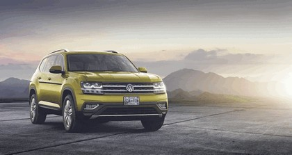 2018 Volkswagen Atlas 13