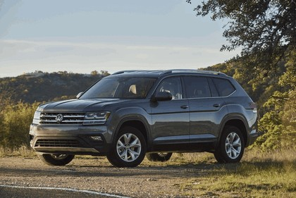 2018 Volkswagen Atlas 25