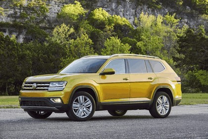2018 Volkswagen Atlas 82