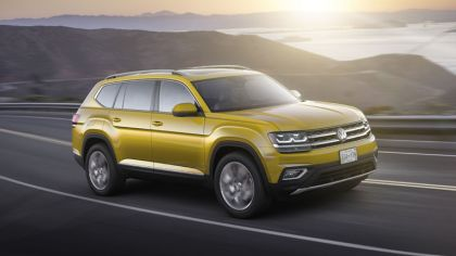 2018 Volkswagen Atlas 6