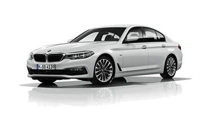 2016 BMW 520d EfficientDynamics Edition 1