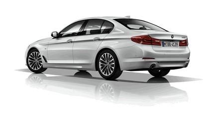 2016 BMW 520d EfficientDynamics Edition 2