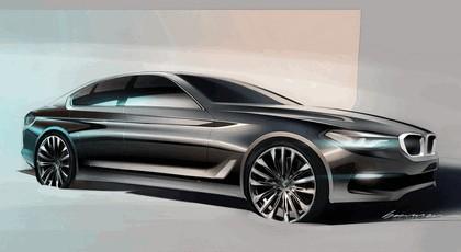 2016 BMW 520d EfficientDynamics Edition 7
