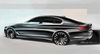 2016 BMW 520d EfficientDynamics Edition 8