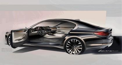 2016 BMW 520d EfficientDynamics Edition 9