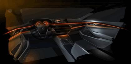 2016 BMW 520d EfficientDynamics Edition 11