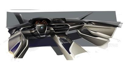 2016 BMW 520d EfficientDynamics Edition 12