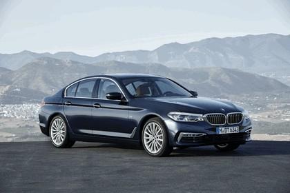 2016 BMW 530d Luxury Line 1