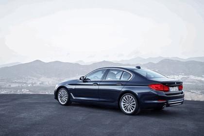 2016 BMW 530d Luxury Line 3