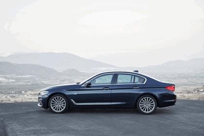 2016 BMW 530d Luxury Line 5