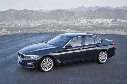 2016 BMW 530d Luxury Line 7
