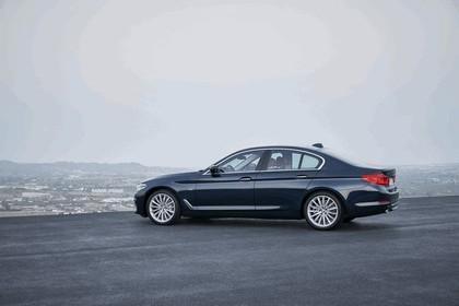 2016 BMW 530d Luxury Line 8