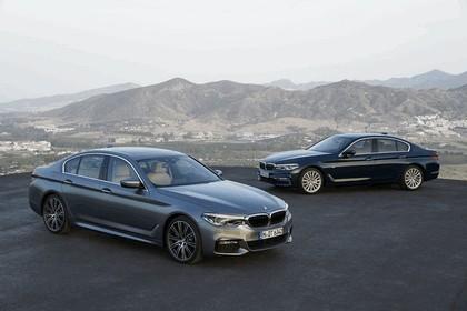 2016 BMW 530d Luxury Line 9