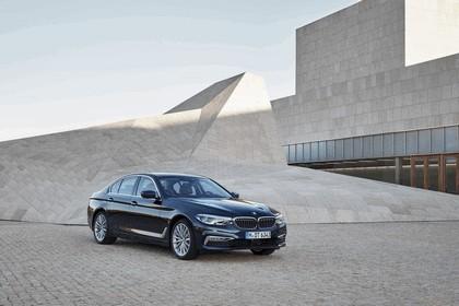 2016 BMW 530d Luxury Line 10
