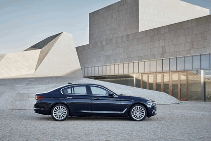 2016 BMW 530d Luxury Line 11