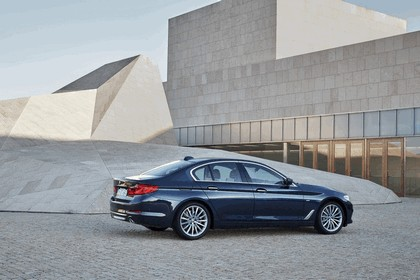 2016 BMW 530d Luxury Line 12