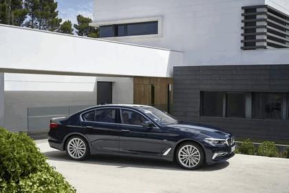 2016 BMW 530d Luxury Line 13