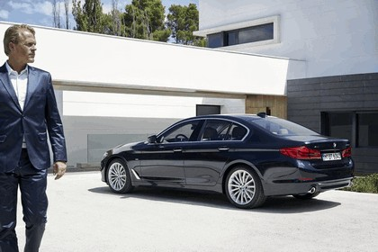 2016 BMW 530d Luxury Line 15