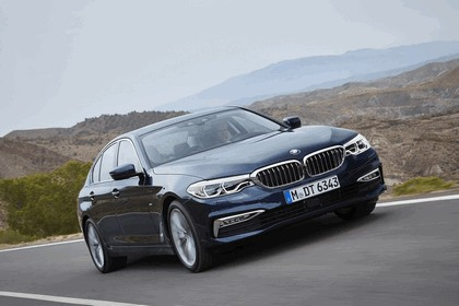 2016 BMW 530d Luxury Line 20