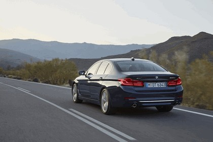 2016 BMW 530d Luxury Line 21