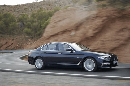 2016 BMW 530d Luxury Line 26