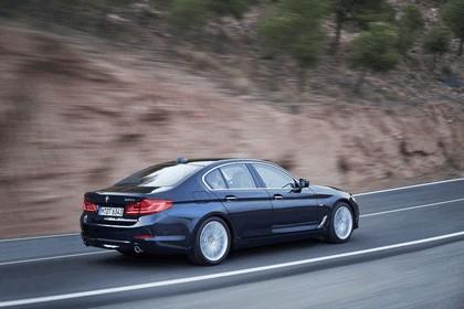 2016 BMW 530d Luxury Line 27