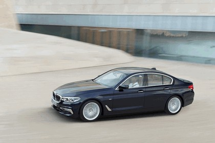 2016 BMW 530d Luxury Line 29