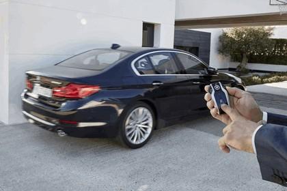 2016 BMW 530d Luxury Line 32