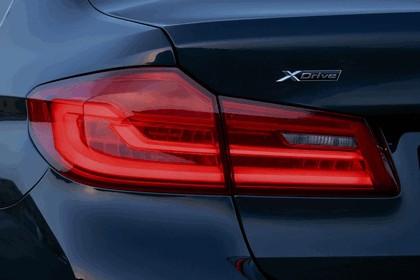 2016 BMW 530d Luxury Line 38