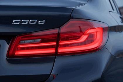 2016 BMW 530d Luxury Line 39