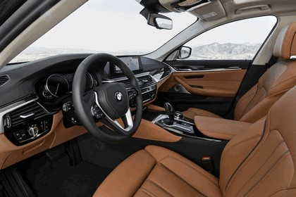 2016 BMW 530d Luxury Line 44