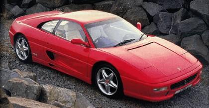 1995 Ferrari F355 berlinetta 4